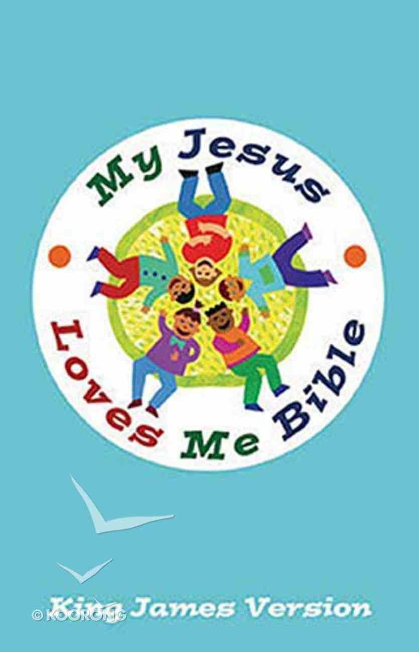 KJV My Jesus Love Me Bible Hardback