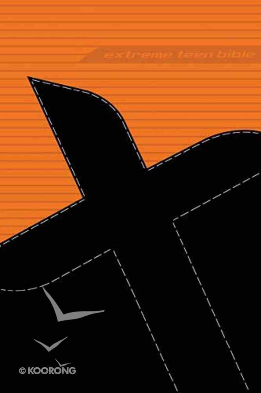 Ncv Extreme Teen Orange Imitation Leather