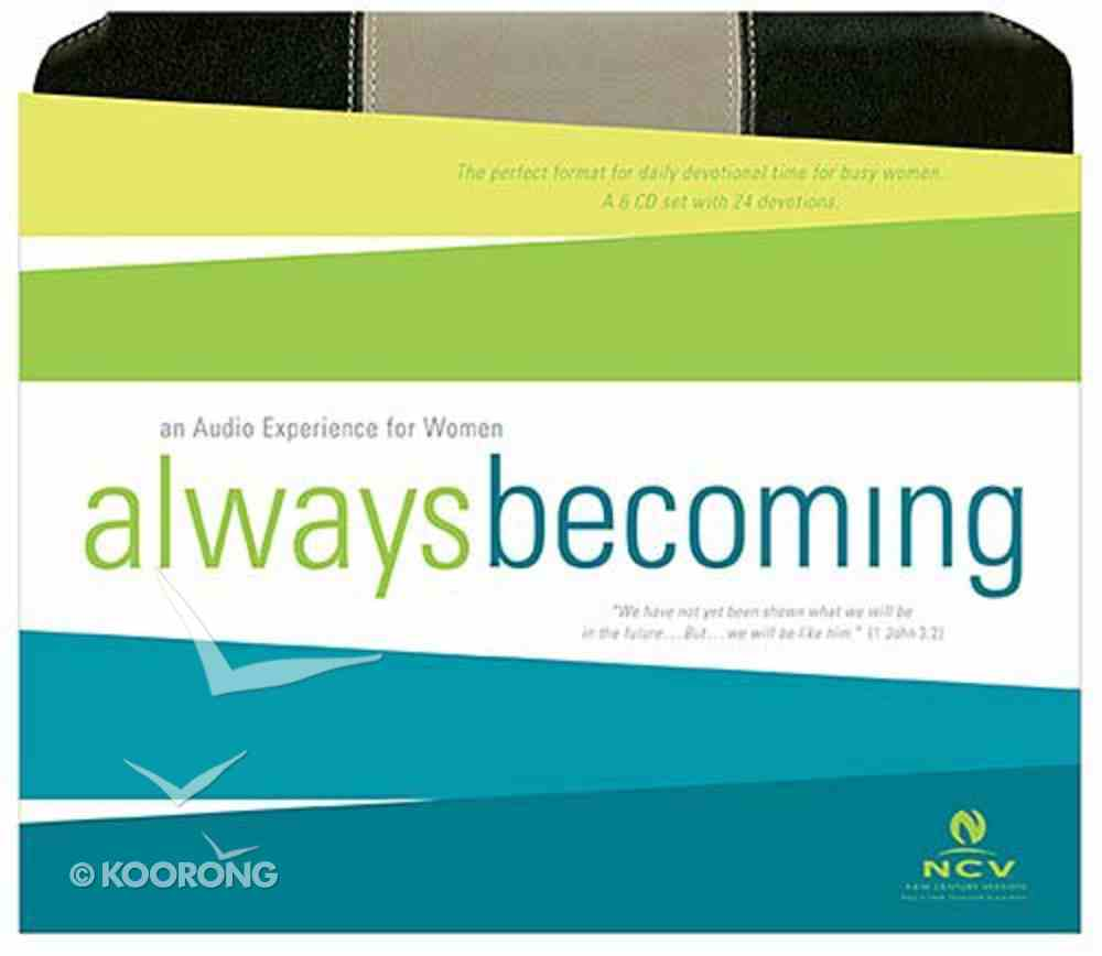 Always Becoming (6 Cd Set) CD