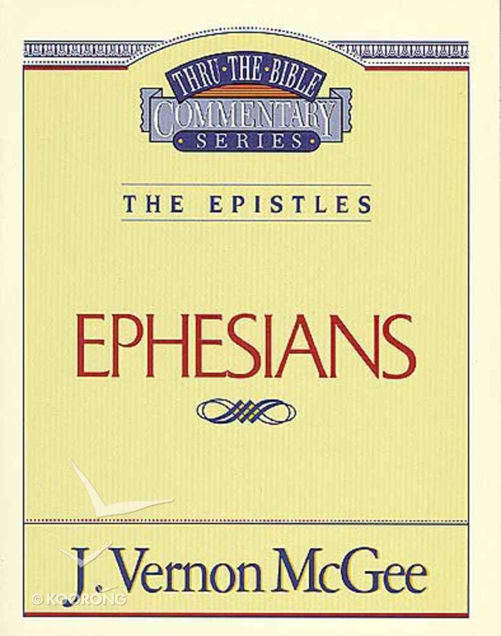 Ttb NT #47: Ephesians Paperback