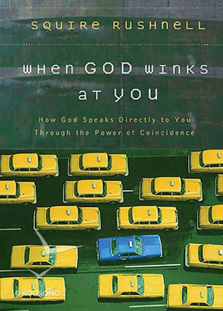 When God Winks At You Hardback