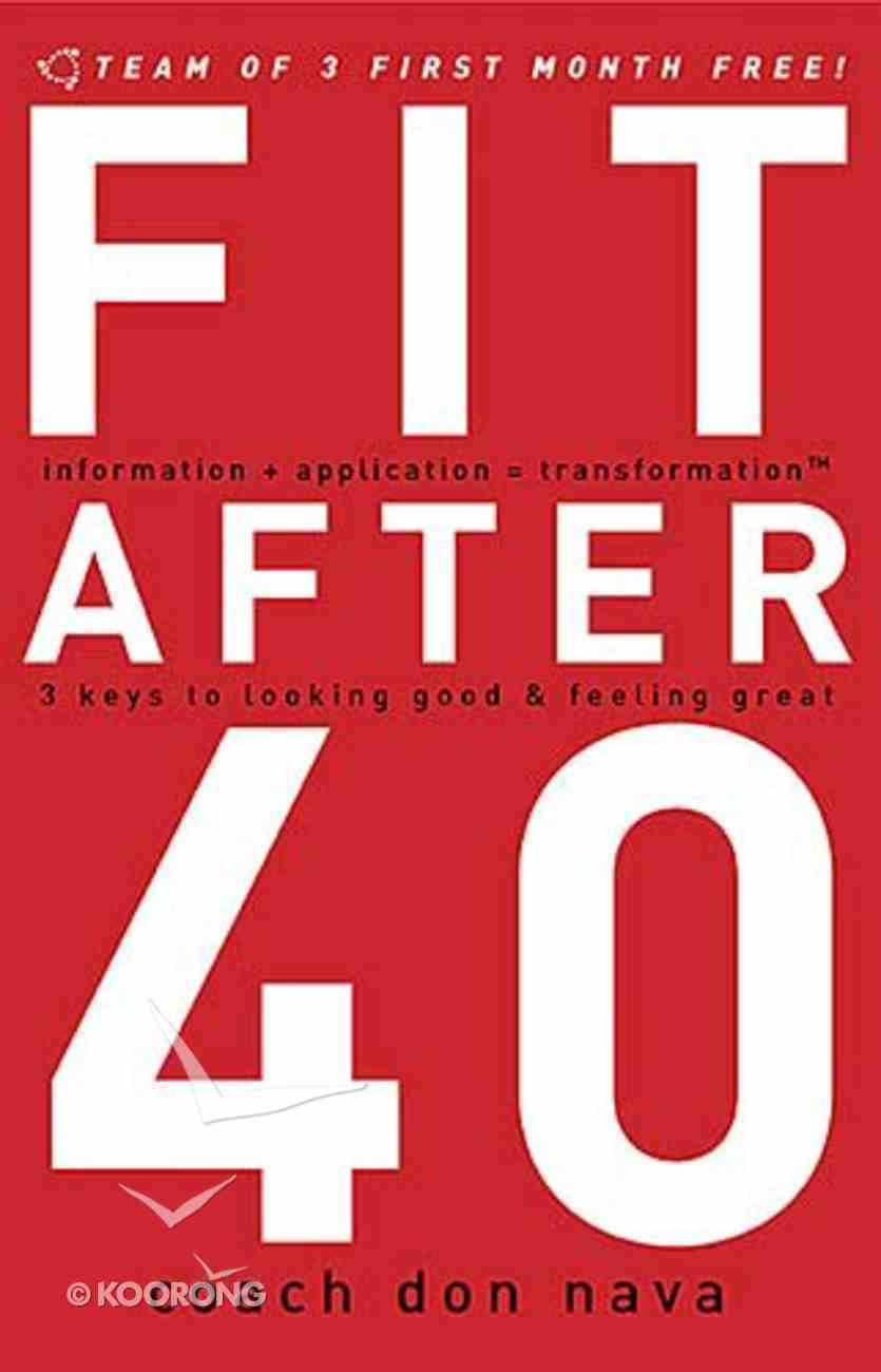 Fit After 40 Hardback