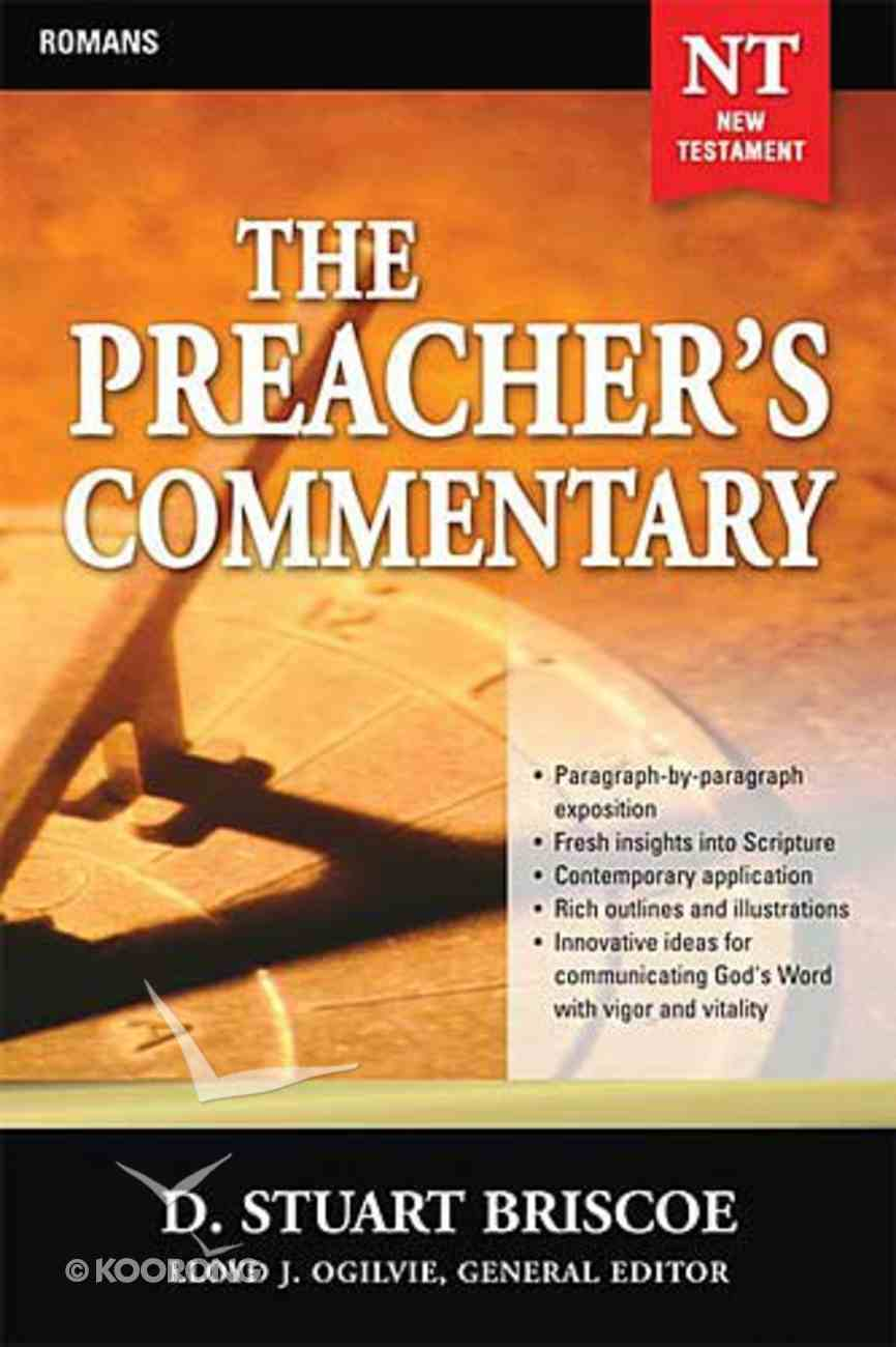 Romans (#29 in Preacher's Commentary Series) Paperback