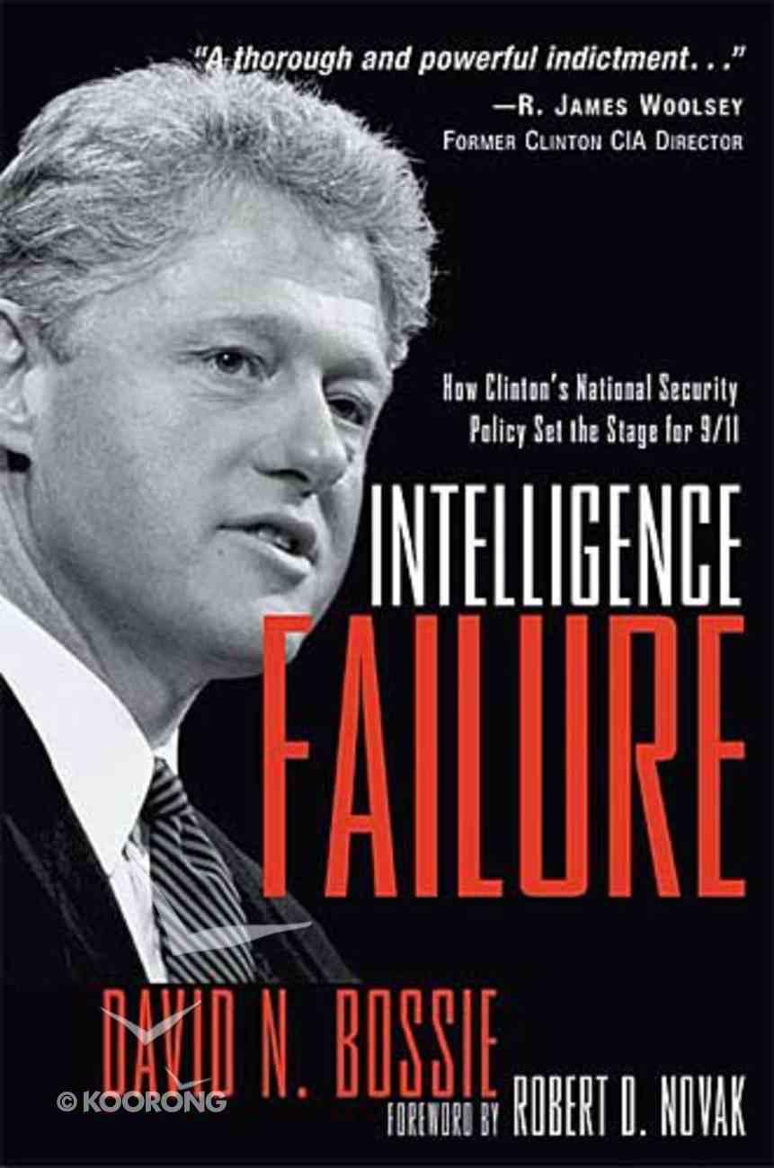 Intelligence Failure Hardback