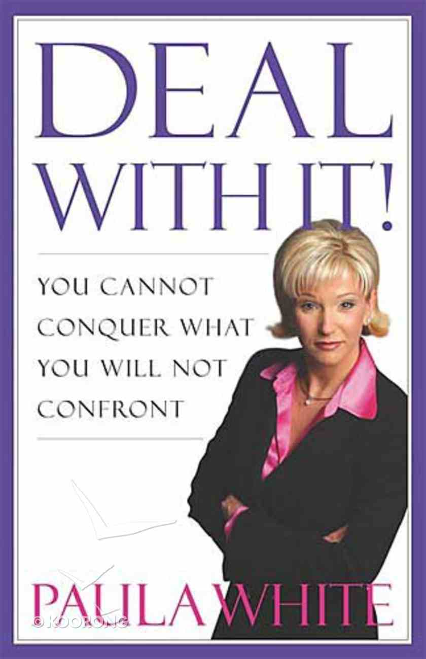 Deal With It! Hardback