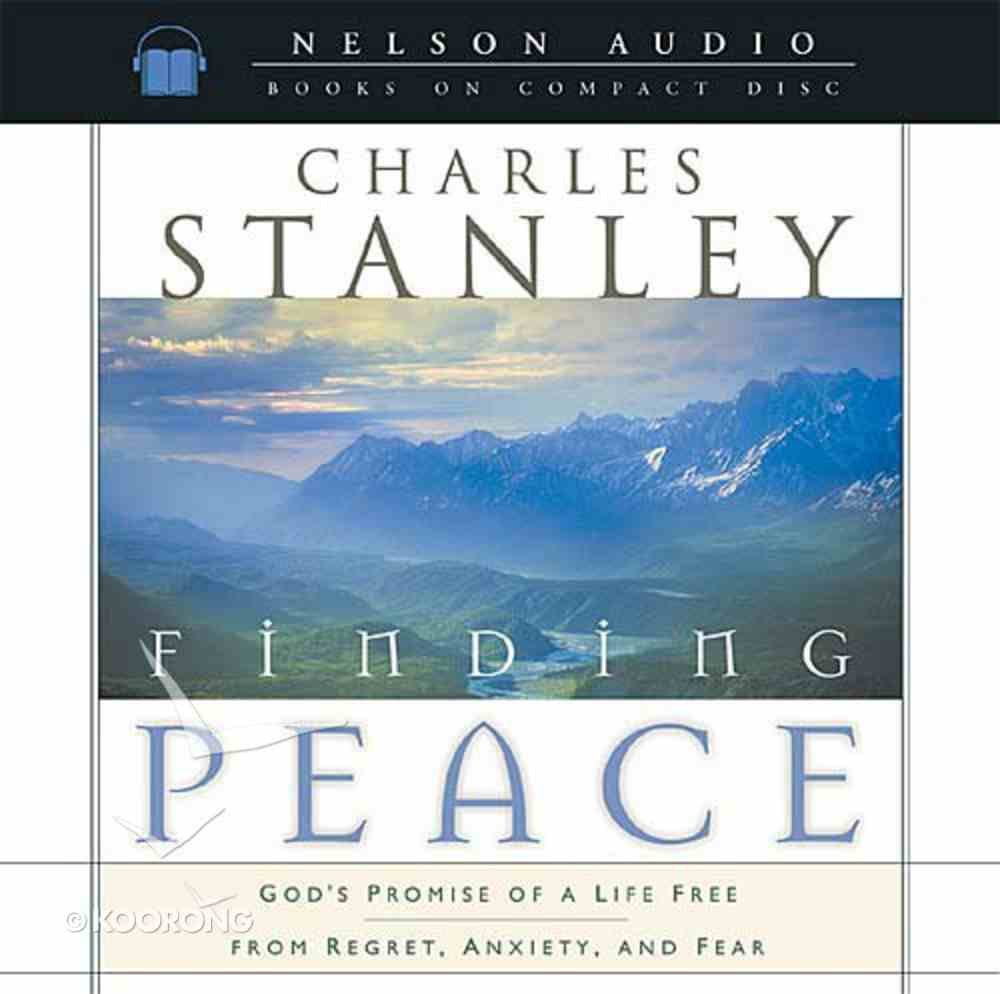 Finding Peace CD