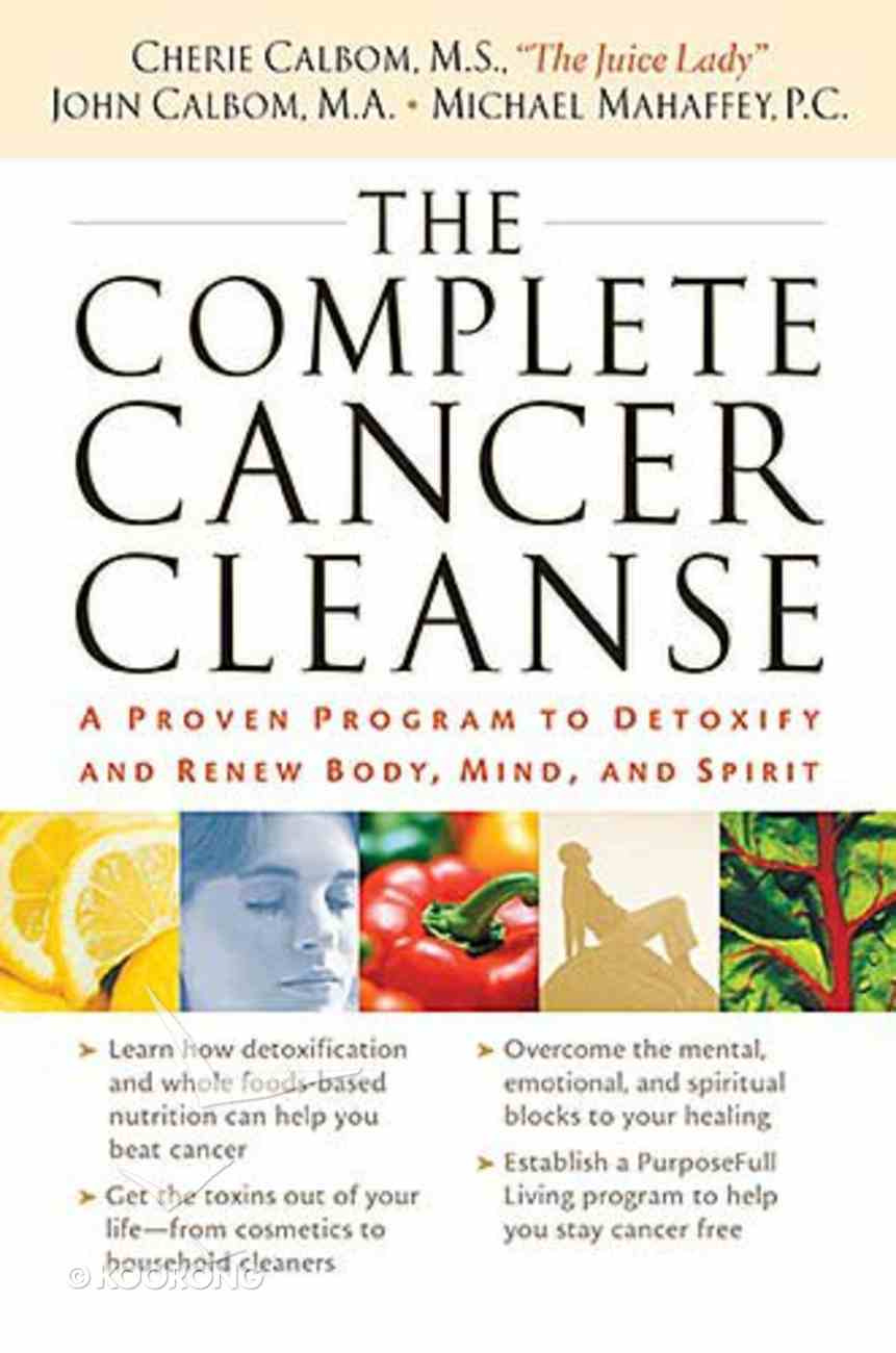 The Complete Cancer Cleanse Hardback
