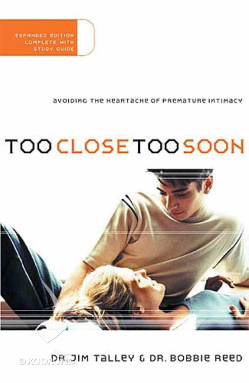 Too Close, Too Soon Paperback
