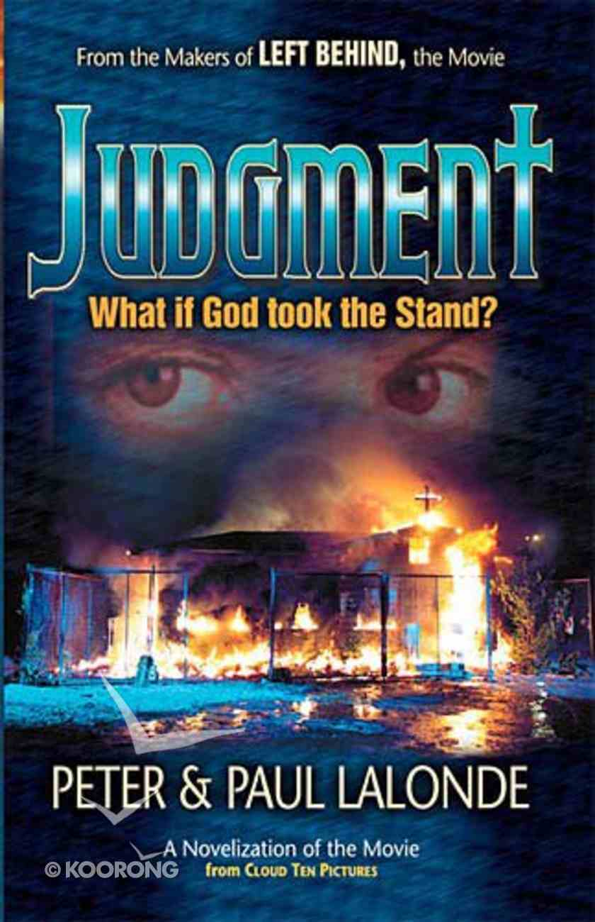 Judgement (#03 in Apocalypse Series) Paperback