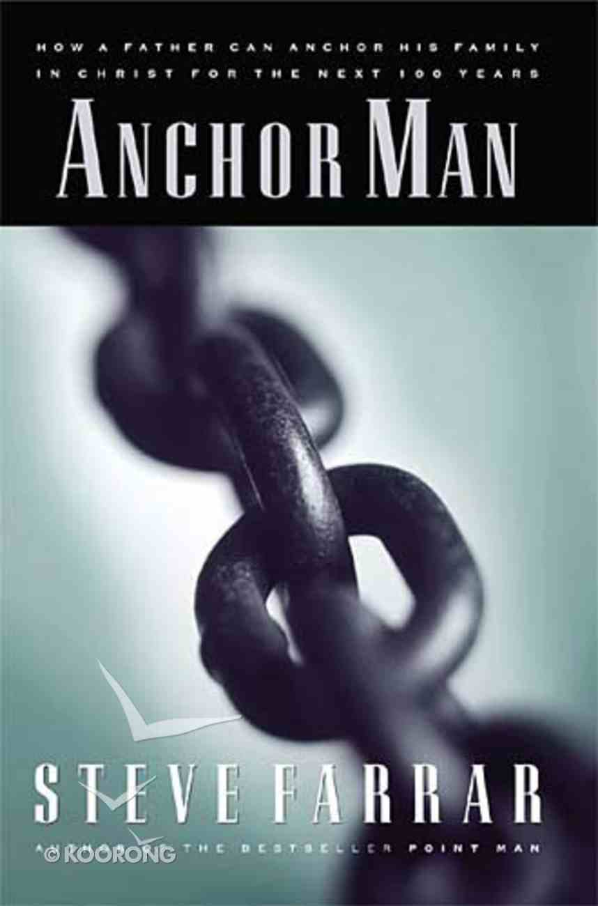 Anchor Man Paperback