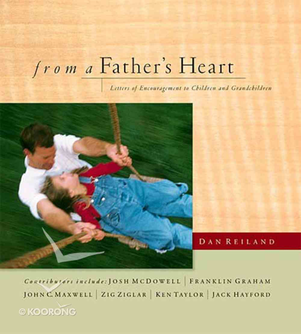 From a Fathers Heart Hardback