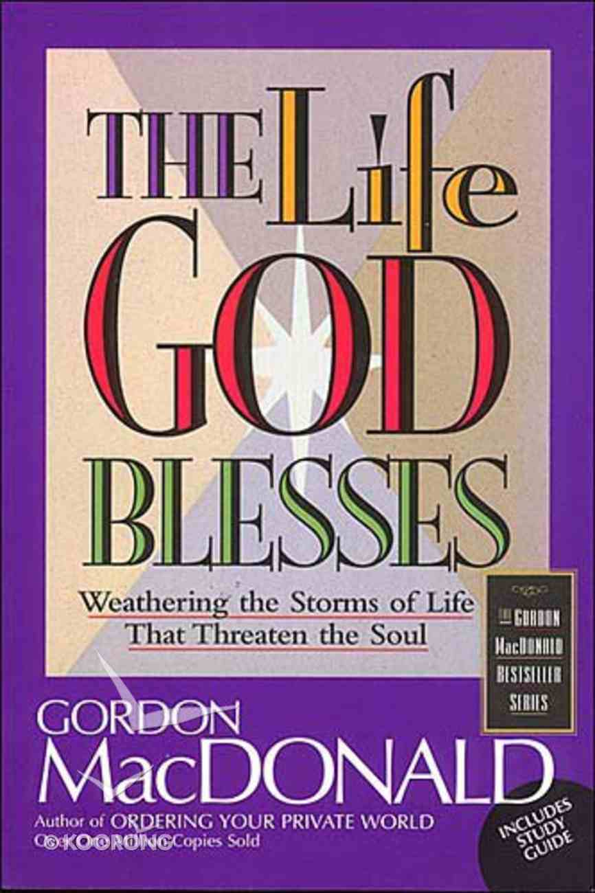 The Life God Blesses (With Study Guide) Paperback
