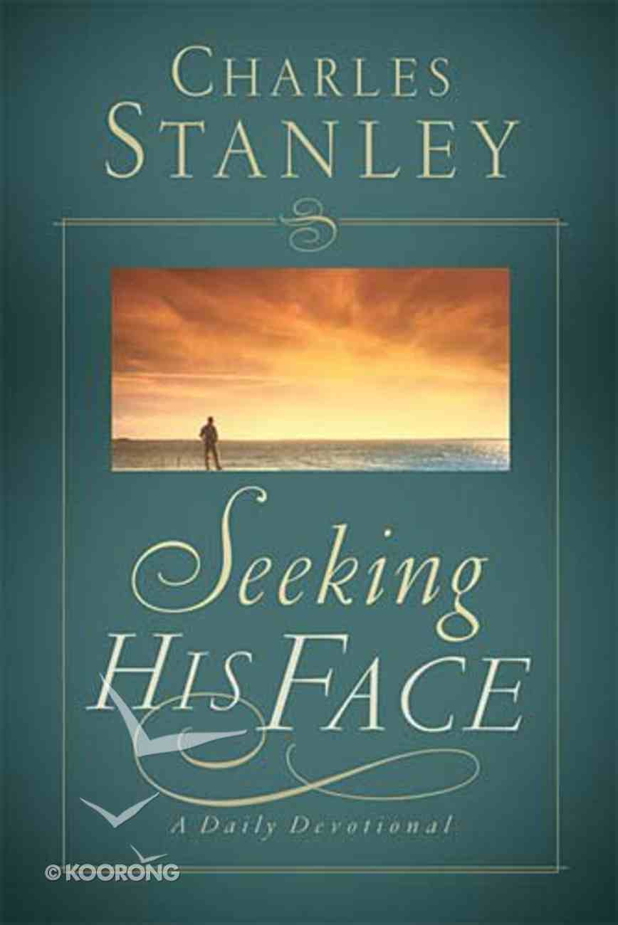 Seeking His Face Hardback