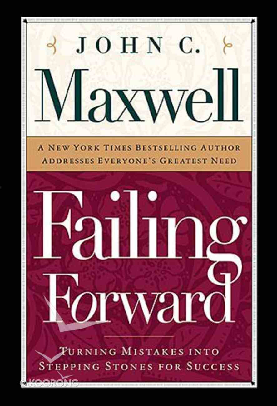 Failing Forward Hardback