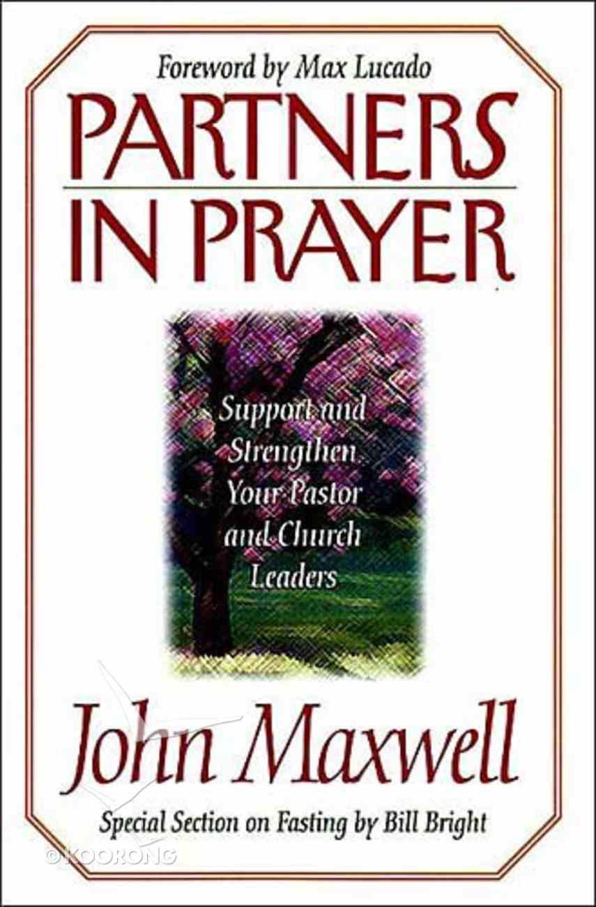 Partners in Prayer Paperback