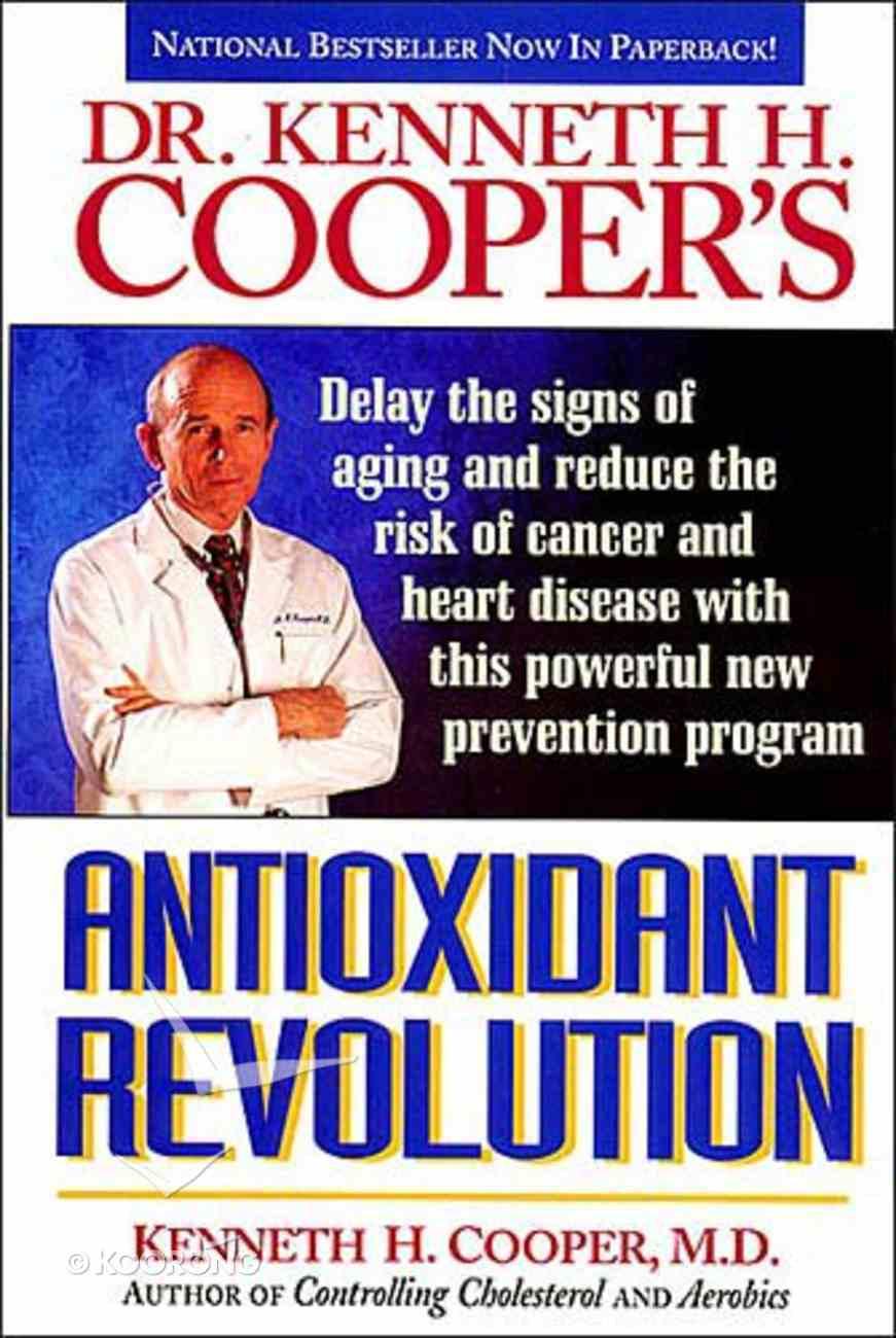Antioxidant Revolution Paperback