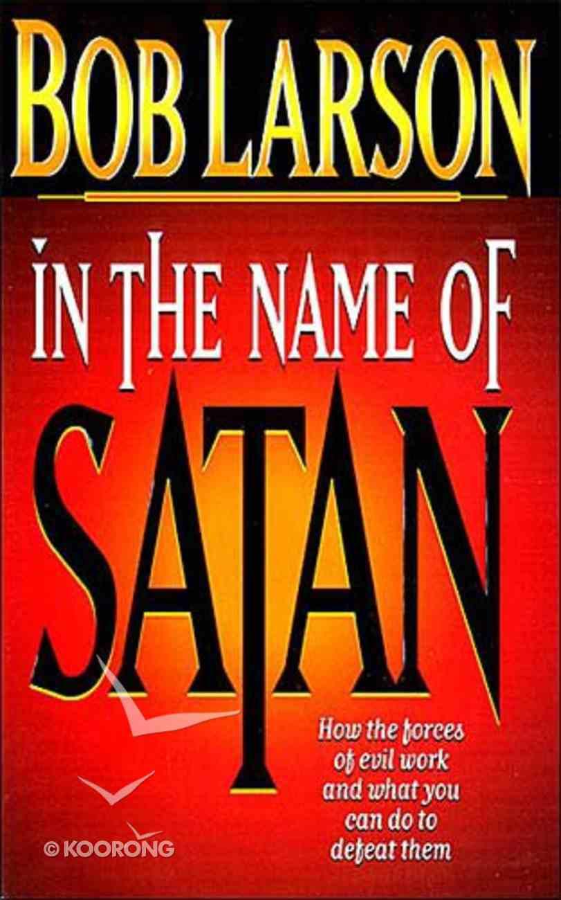 In the Name of Satan Paperback