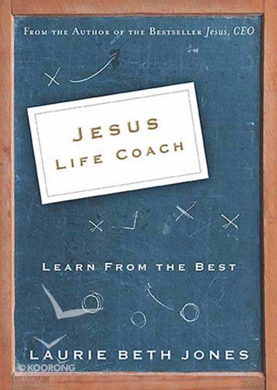 Jesus Life Coach Paperback