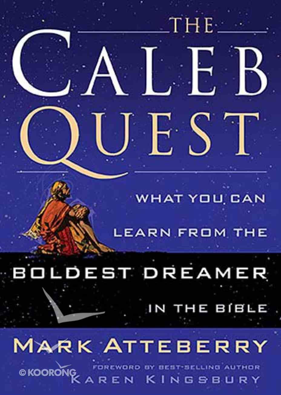 The Caleb Quest Paperback