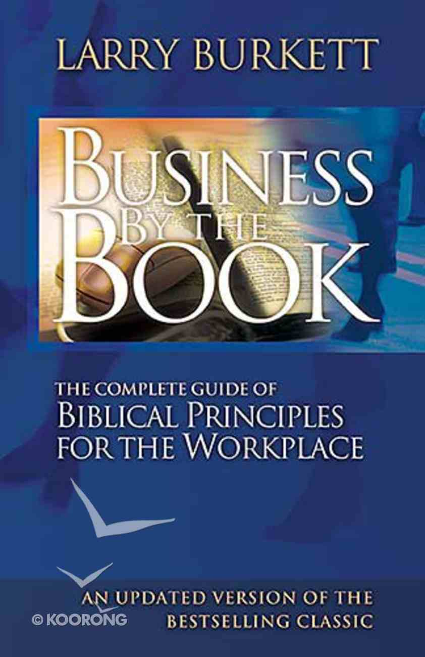 Business By the Book Paperback