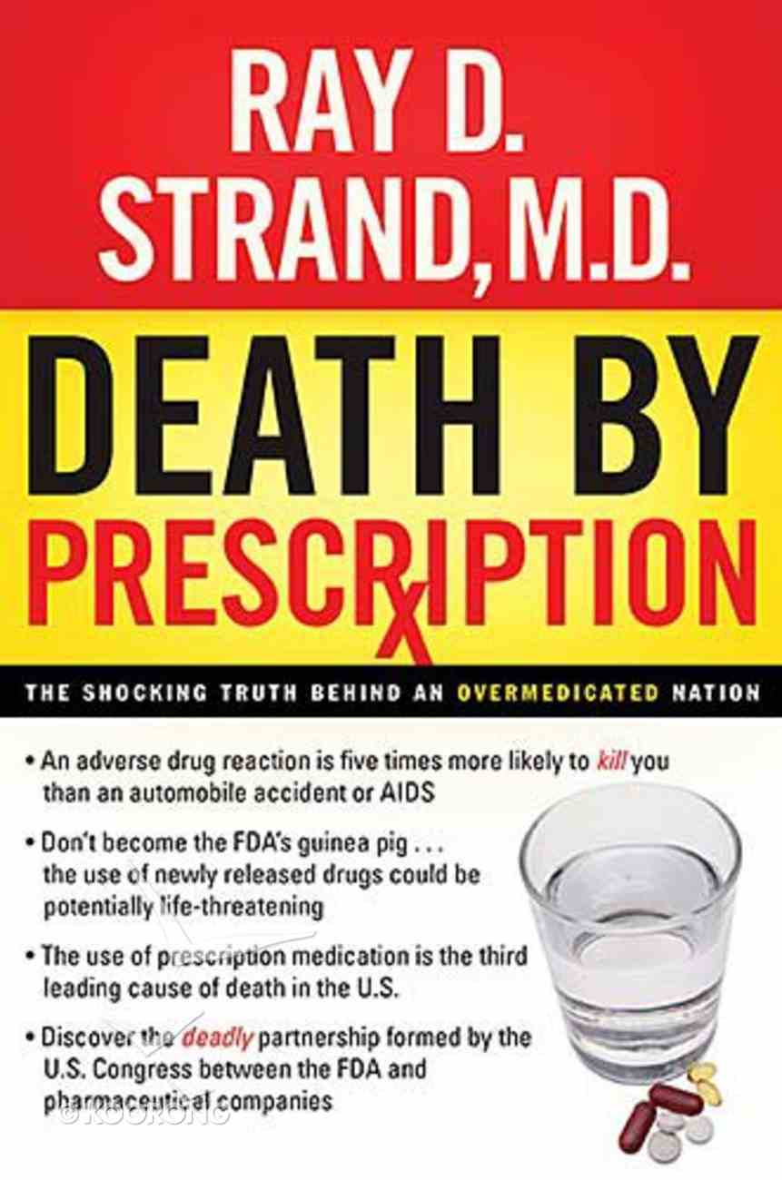 Death By Prescription Paperback