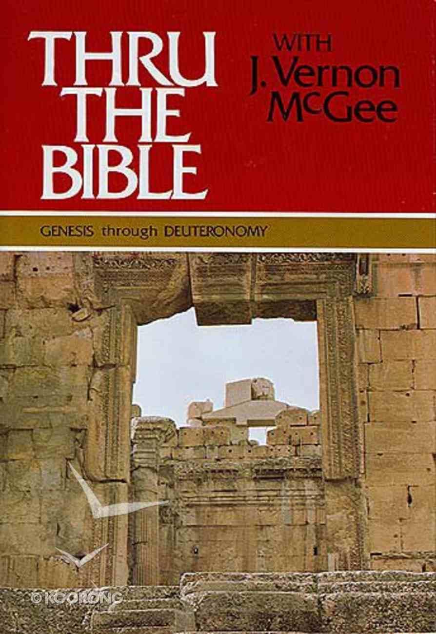 Genesis-Deuteronomy (Volume 1) (Thou The Bible Set Series) Hardback