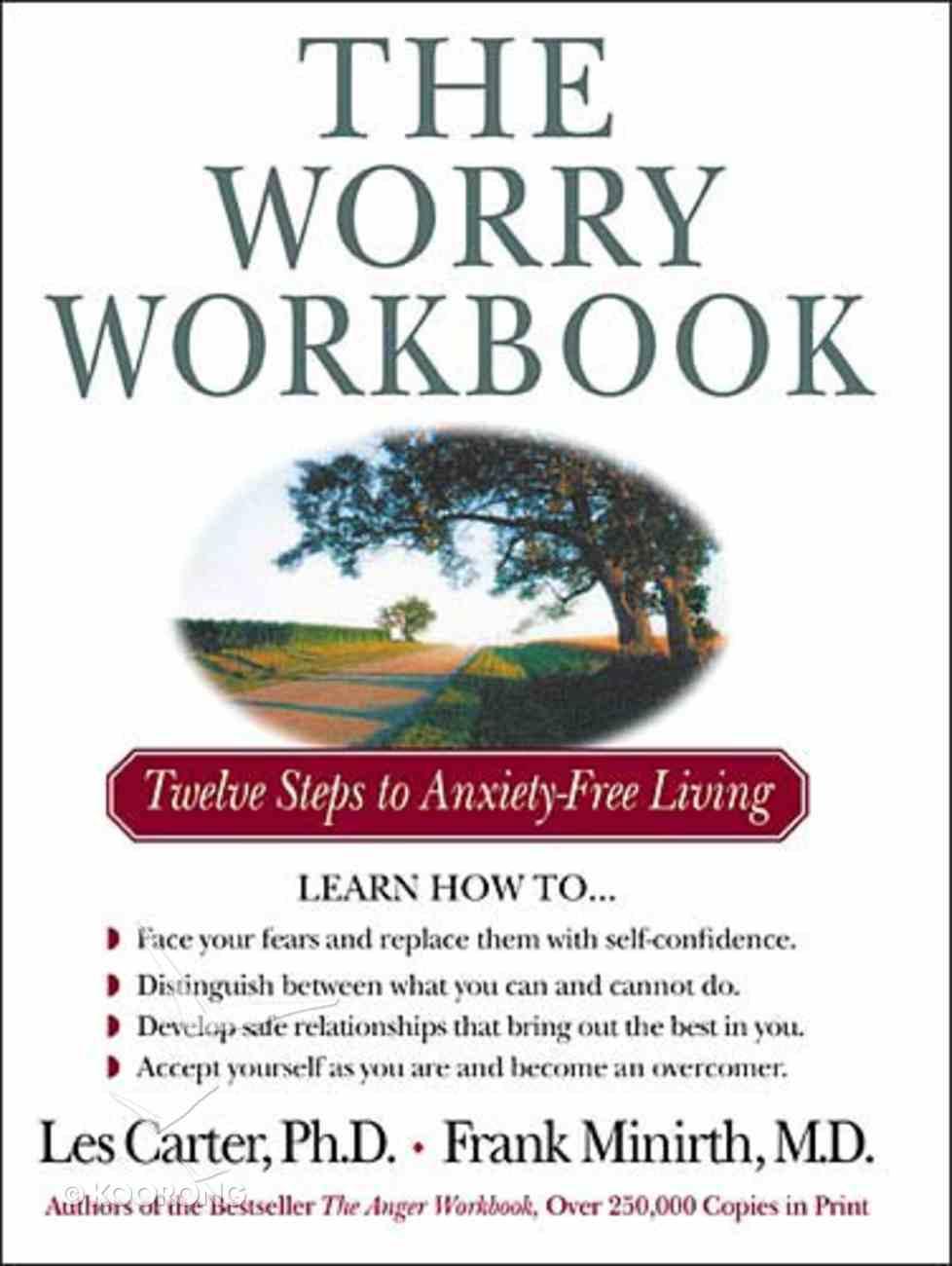 The Worry Workbook Paperback