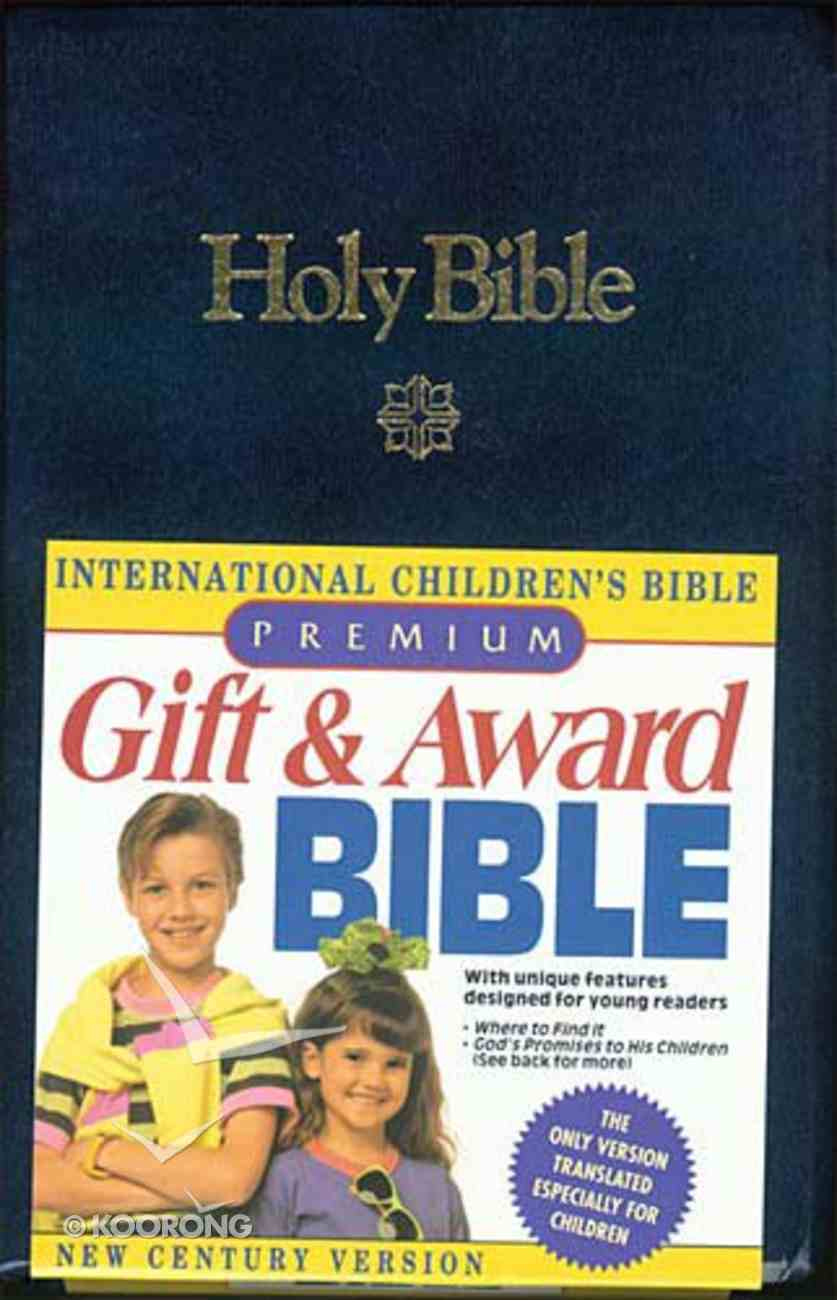 Ncv International Children's Bible Gift & Award Hardback