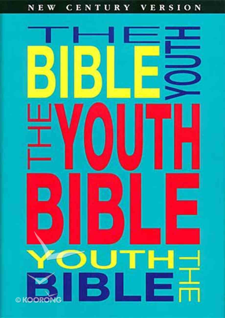 Ncv Youth Bible Black Hardback