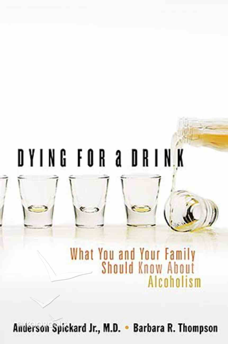 Dying For a Drink Paperback