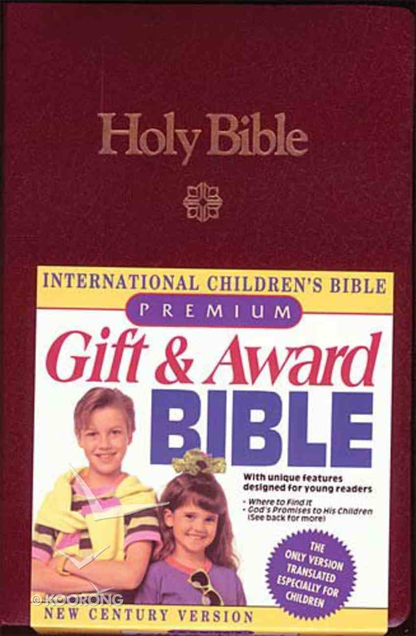 Ncv International Children's Bible Gift & Award Imitation Leather