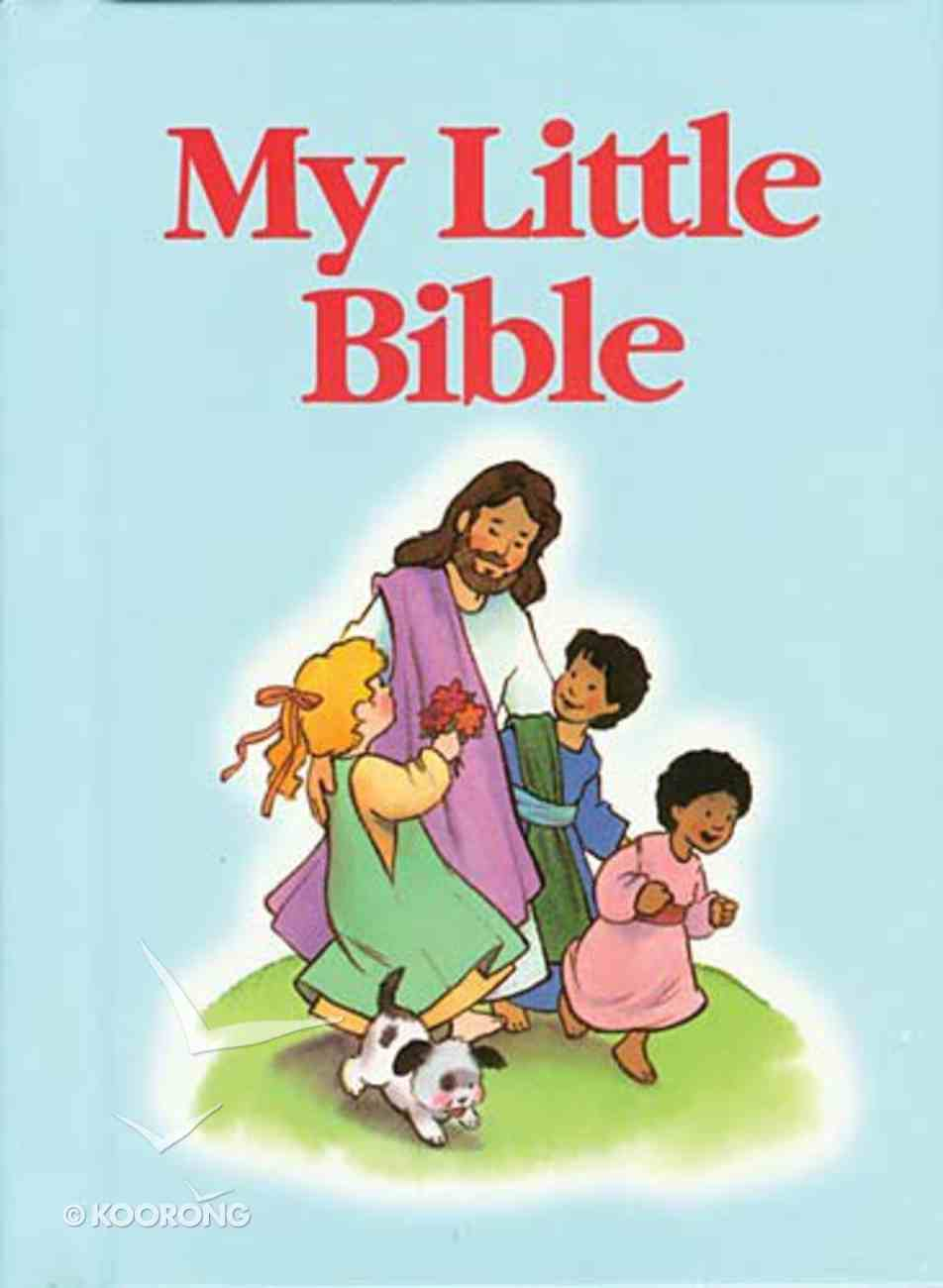 Blue (My Little Bible Series) Hardback
