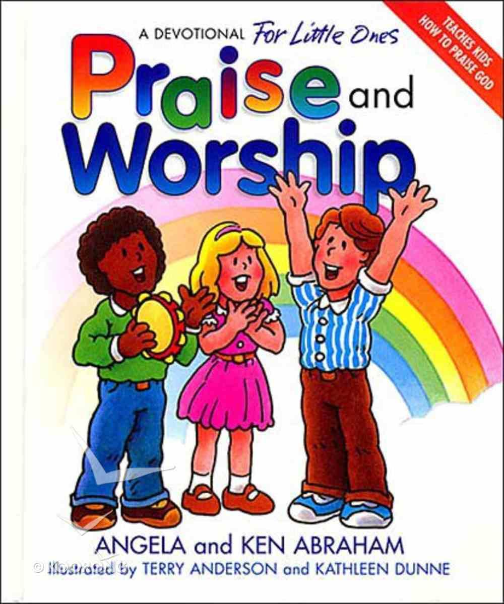 Praise and Worship Hardback