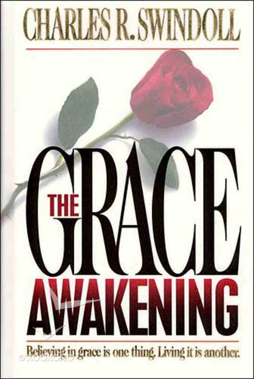 Grace Awakening (Gift Edition) Hardback