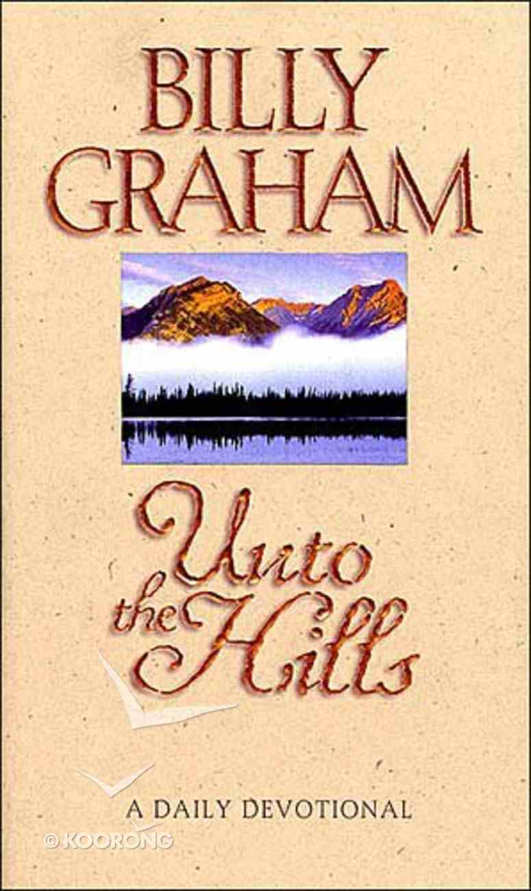 Unto the Hills Hardback