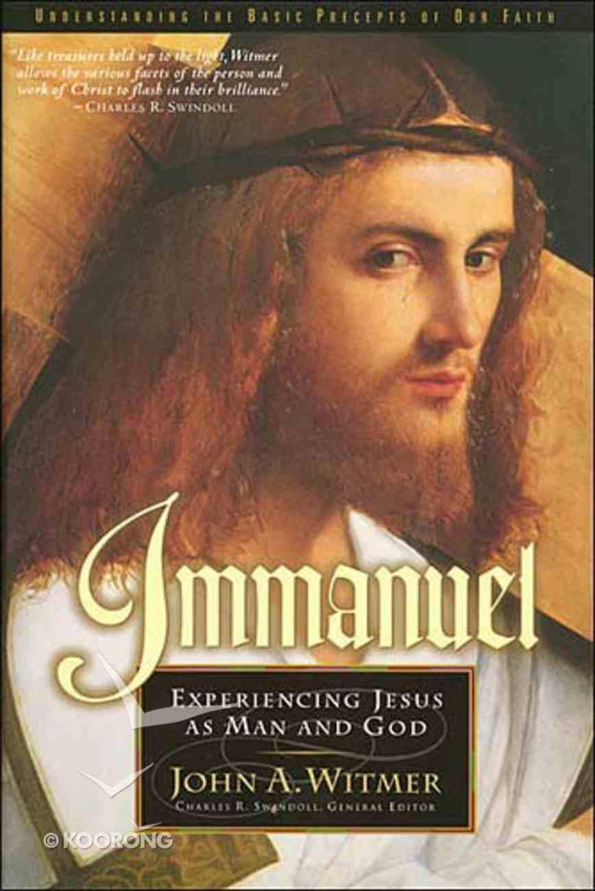 Immanuel Hardback