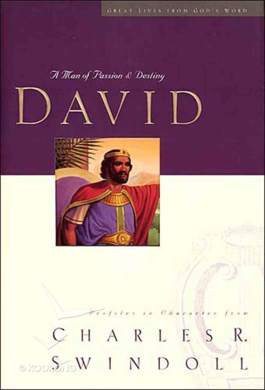 David (Great Lives From God's Word Series) Hardback