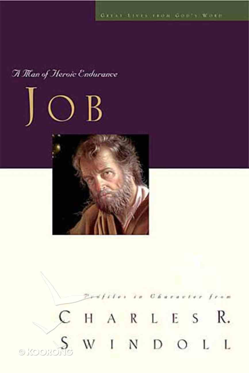 Job (Great Lives From God's Word Series) Hardback