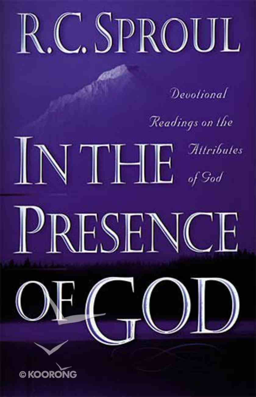 In the Presence of God Hardback