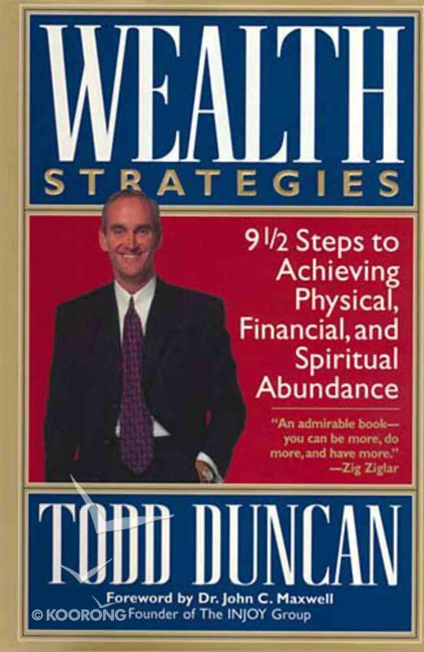 Wealth Strategies Hardback