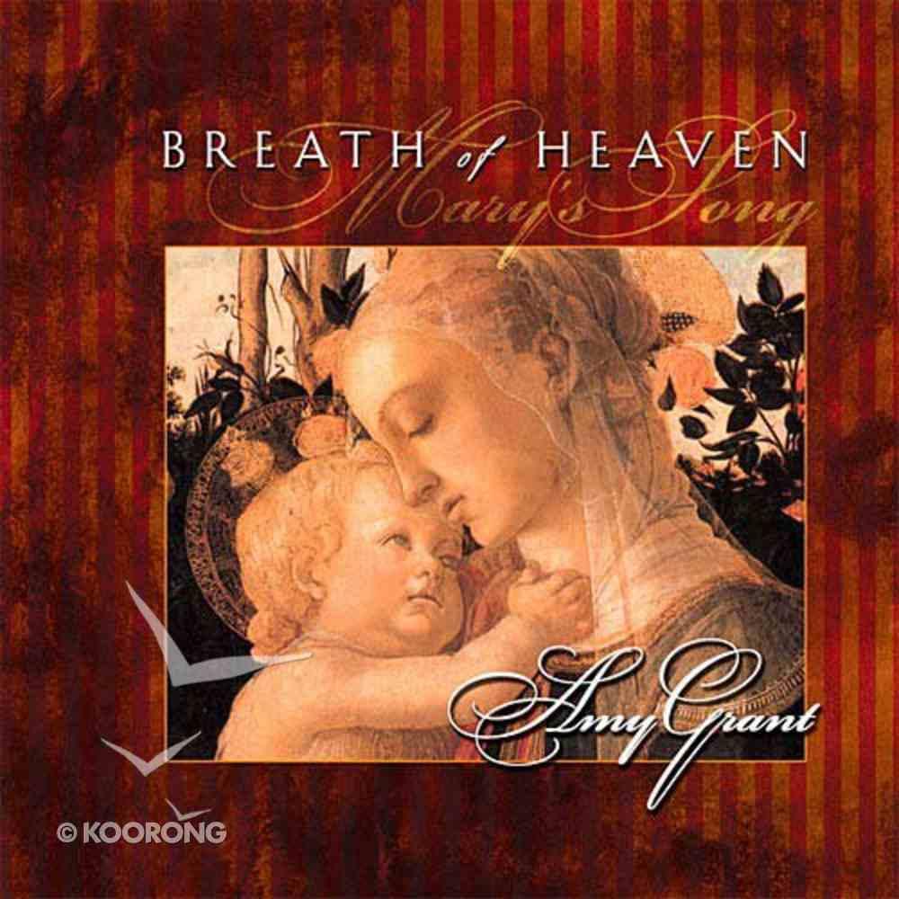 Breath of Heaven Hardback