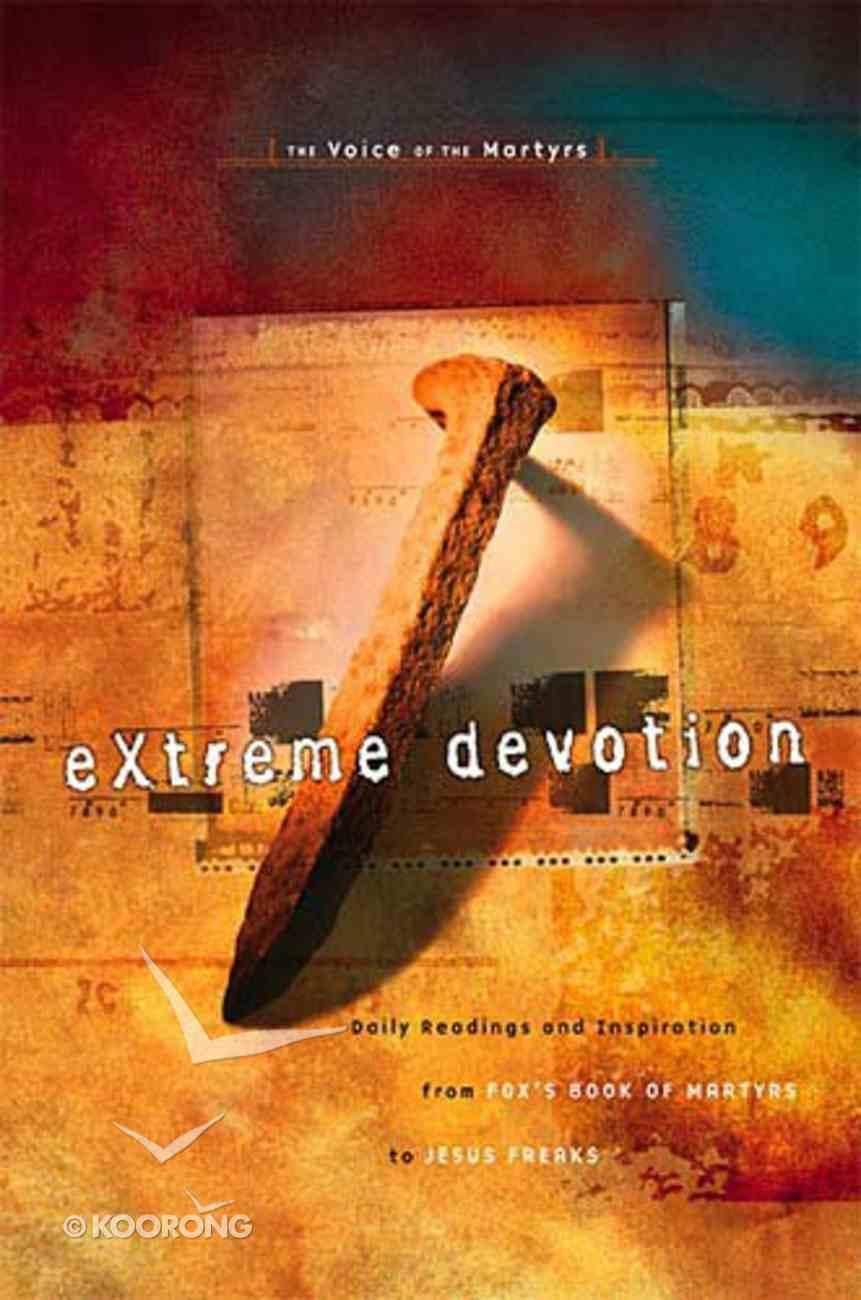 Extreme Devotion Paperback