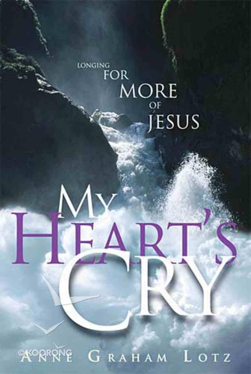 My Heart's Cry Hardback
