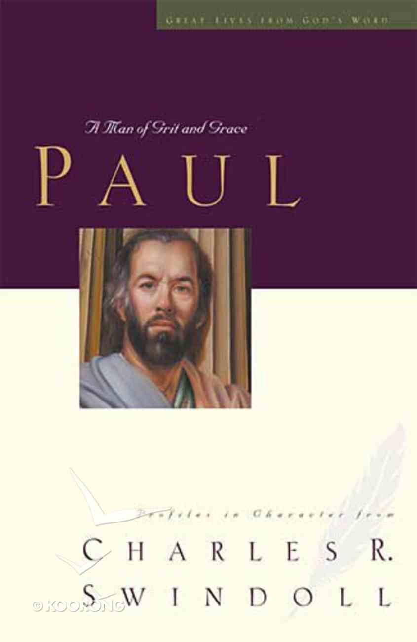 Paul (Great Lives From God's Word Series) Hardback