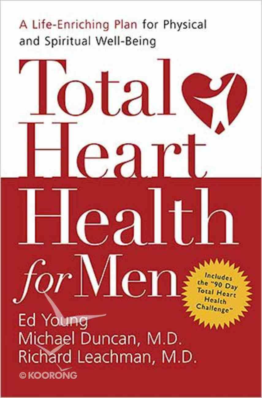 Total Heart Health For Men Paperback