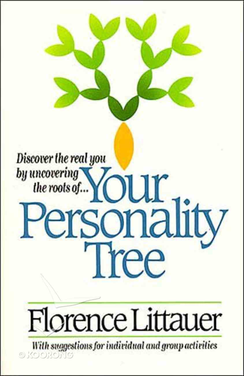 Your Personality Tree Paperback