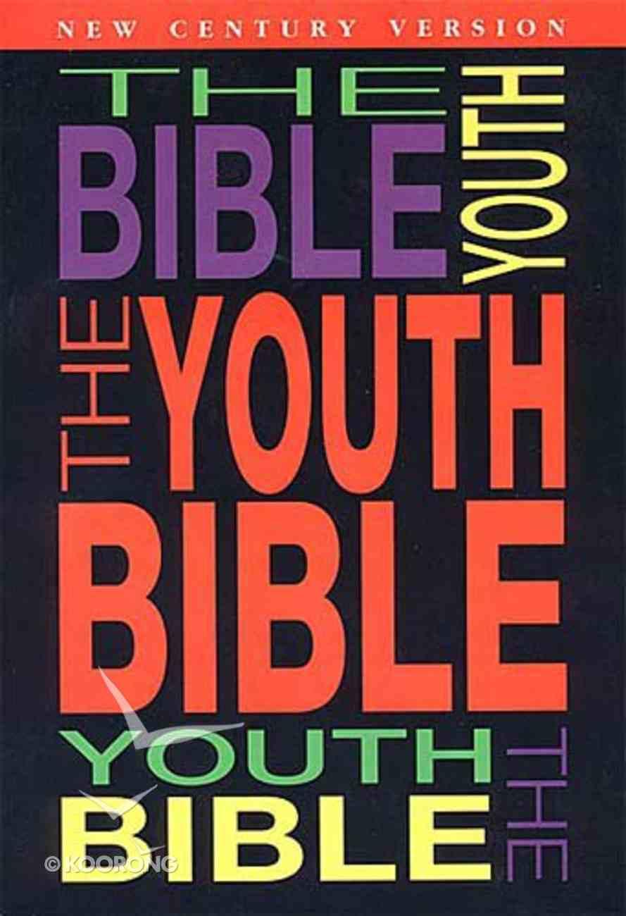 Ncv Youth Bible Black Paperback Paperback