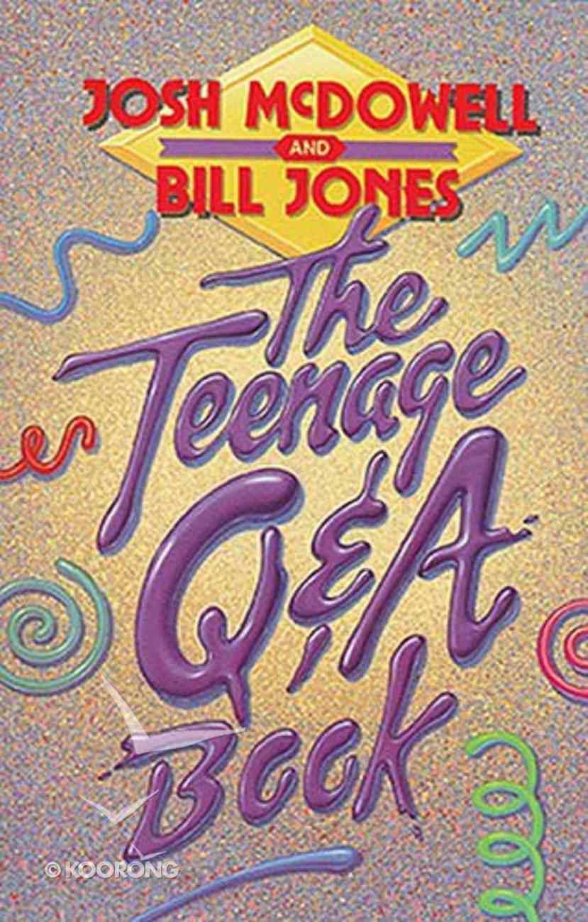 Teenage Q & a Book Paperback