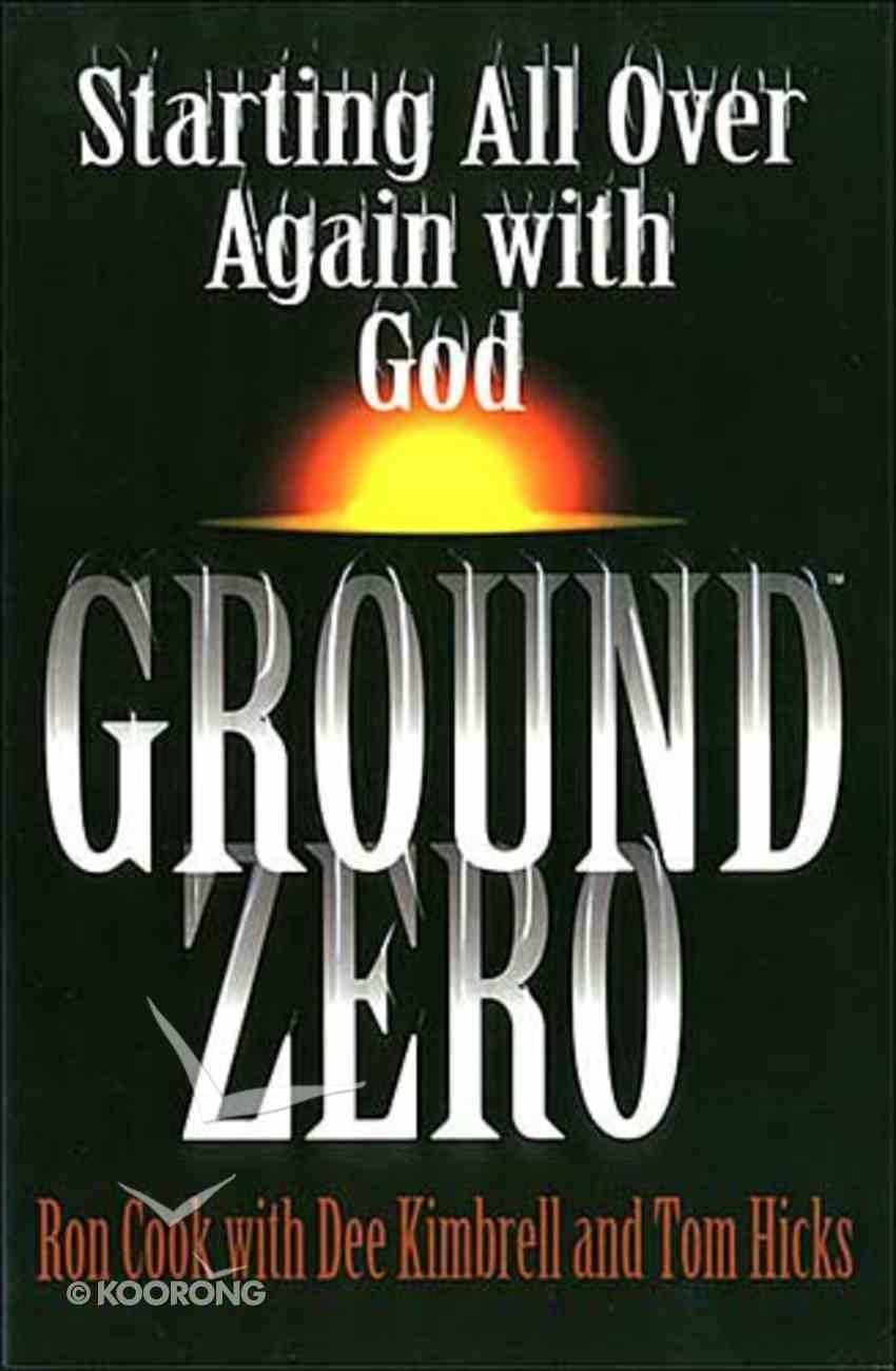 Ground Zero Paperback