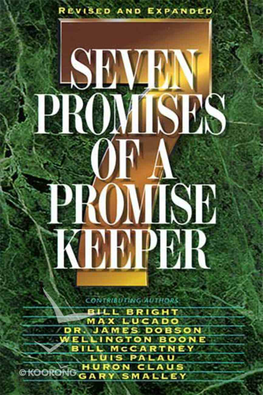 Seven Promises of a Promise Keeper Paperback